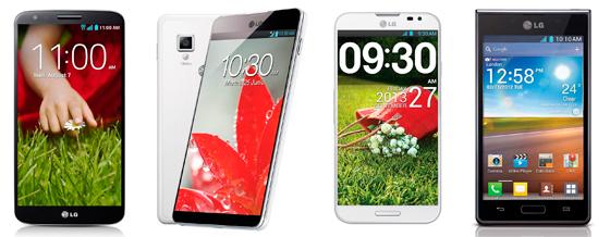 LG celulares Argentina ofertas