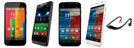 Motorola ofertas de celulares