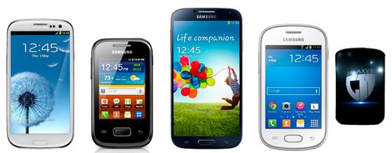 Ofertas de Samsung celulares