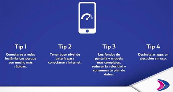 Acelerar celulares consejos