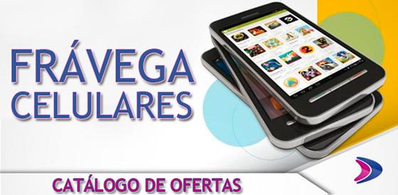 Catálogo de celulares Fravega