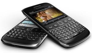 camara smartphone Blackberry 9790