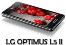 Celular LG Optimus L5 2