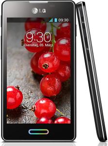 celular LG Optimus L5 II dimensiones