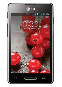 celular LG Optimus L5 II pantalla