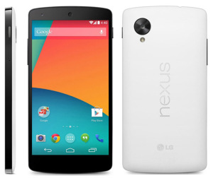 LG Nexus 5 medidas