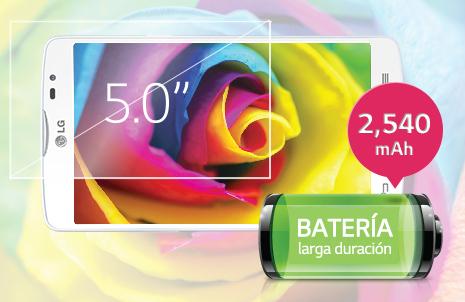 LG L80 bateria