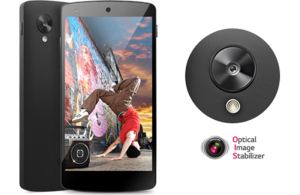 LG Nexus 5 camara