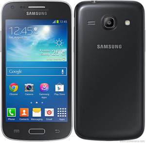 samsung galaxy core plus  smartphone