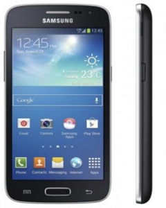 samsung galaxy core plus dimensiones