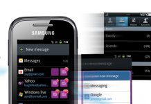 samsung galaxy pocket aplicaciones