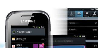 samsung galaxy pocket aplicaciones