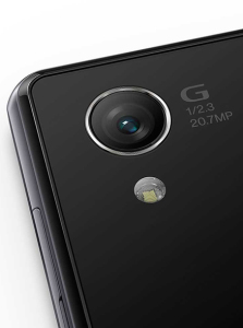 Camara smartphone Sony Xperia Z1
