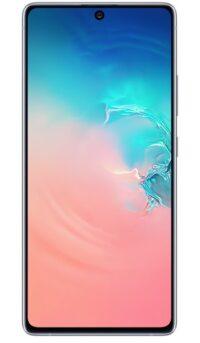 Celular SAMSUNG Galaxy S10 Lite en Frávega